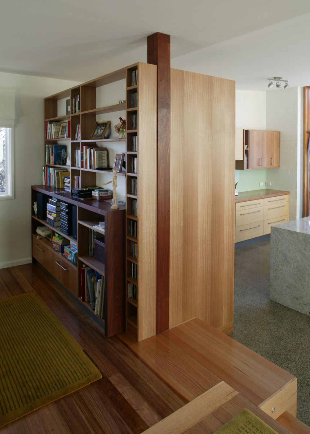 Select Custom Joinery Bamboo And Recycled Timber Kitchen