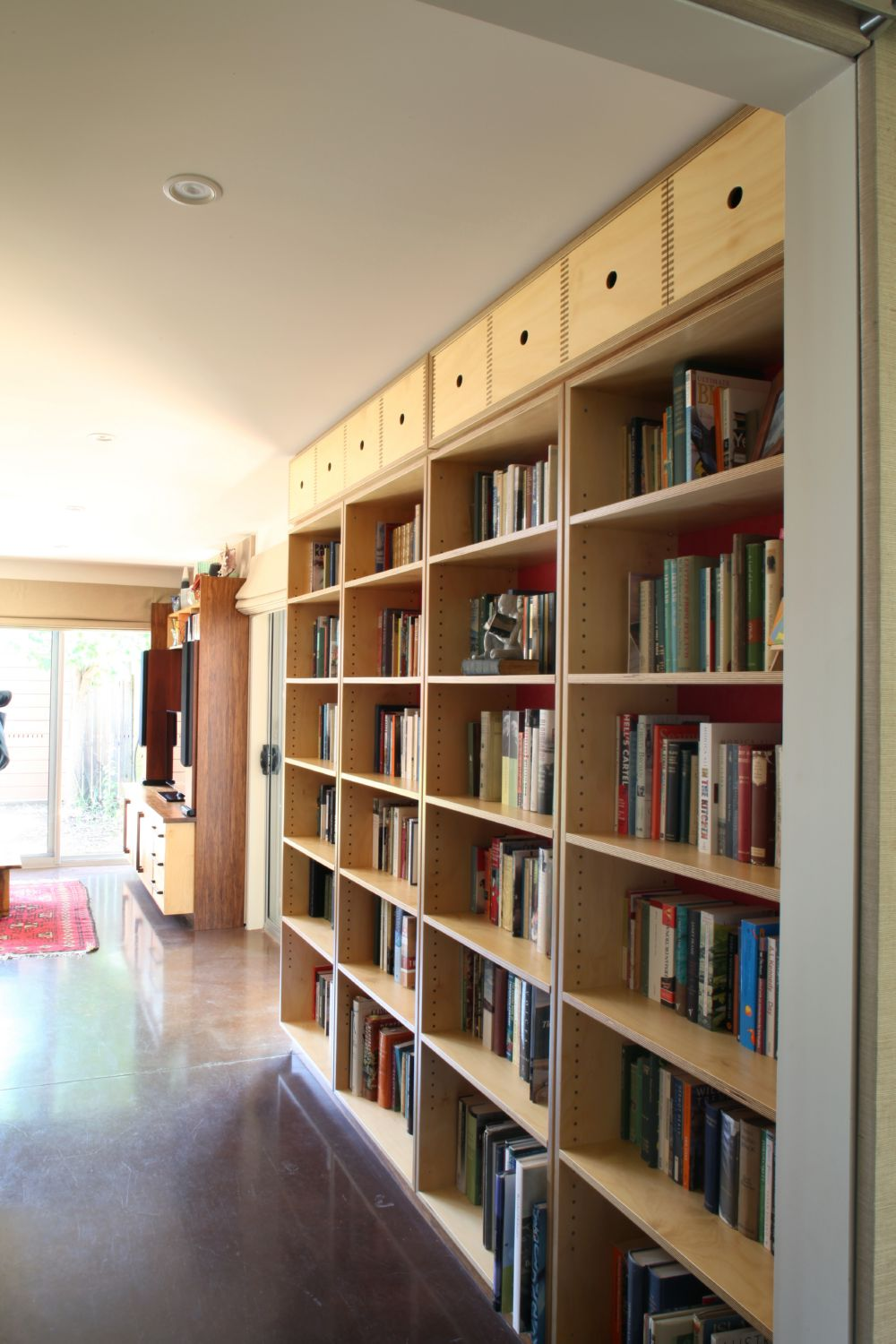 Library Room Home