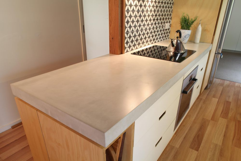 Select Custom Joinery Concrete Benchtops Canberra