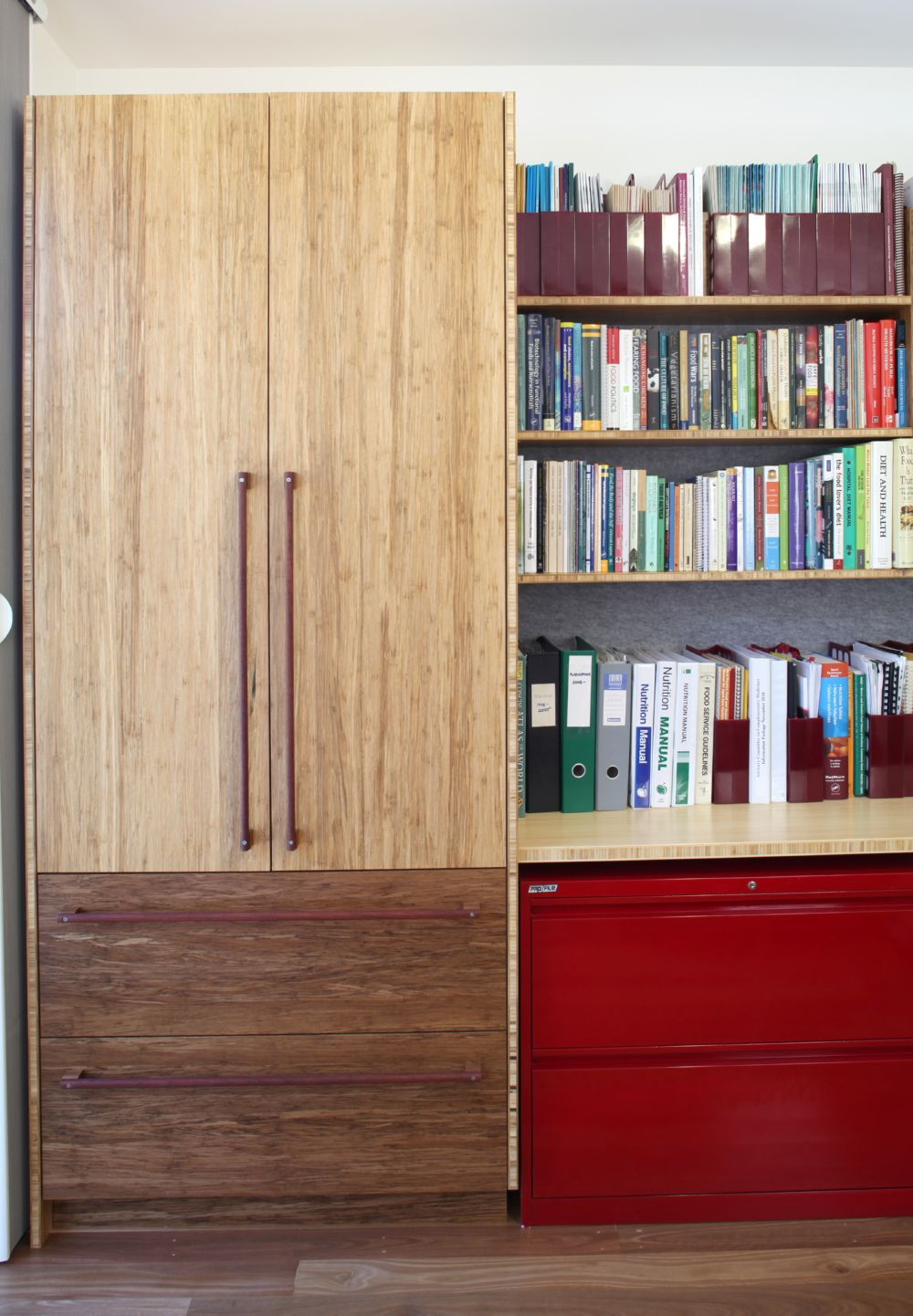 Select Custom Joinery Bamboo Home Office 2