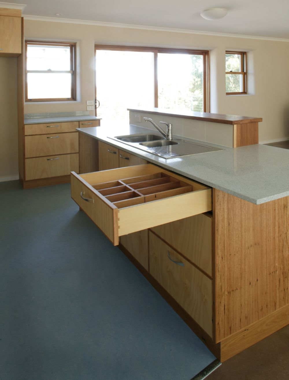 Select Custom Joinery Plywood Kitchen And Internal Joinery