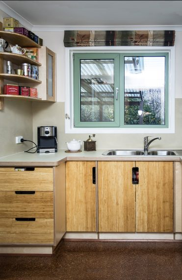 Select Custom Joinery Bamboo Pezzo Kitchen